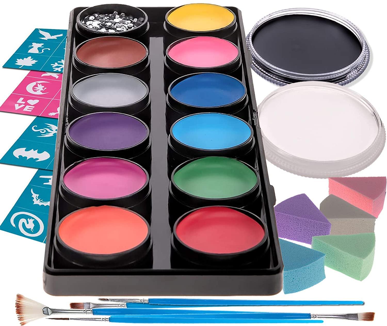 12 Classic Colour + Bonus Pack