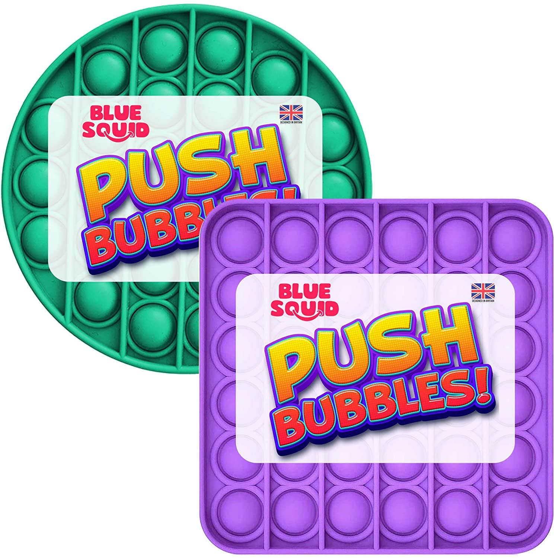 Push Pop Bubble – Square Circle Bundle