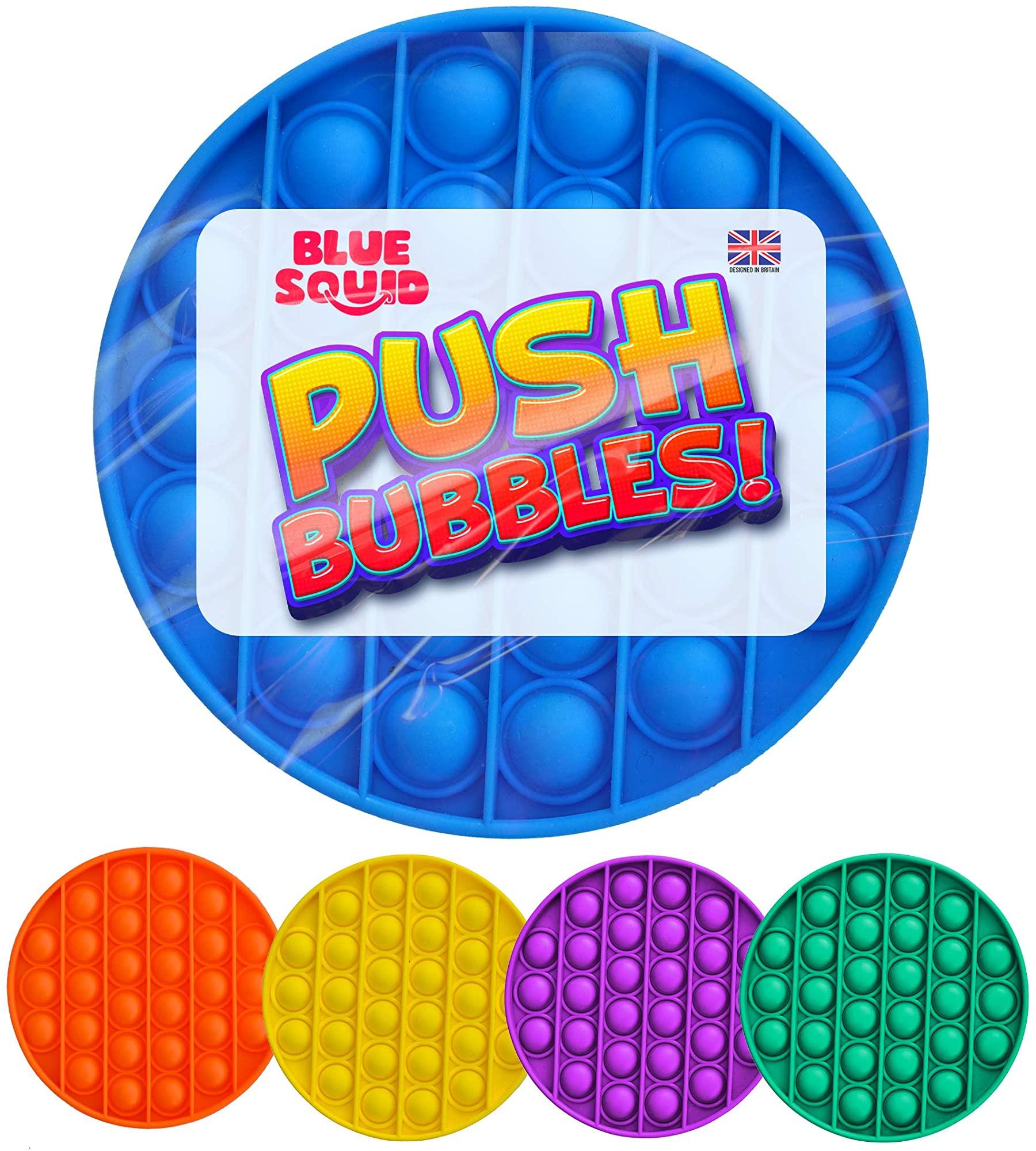 Push Pop Bubble – Blue Circle