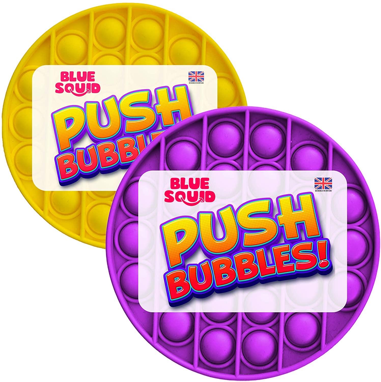 Push Pop Bubble – Circle 2 Bundle