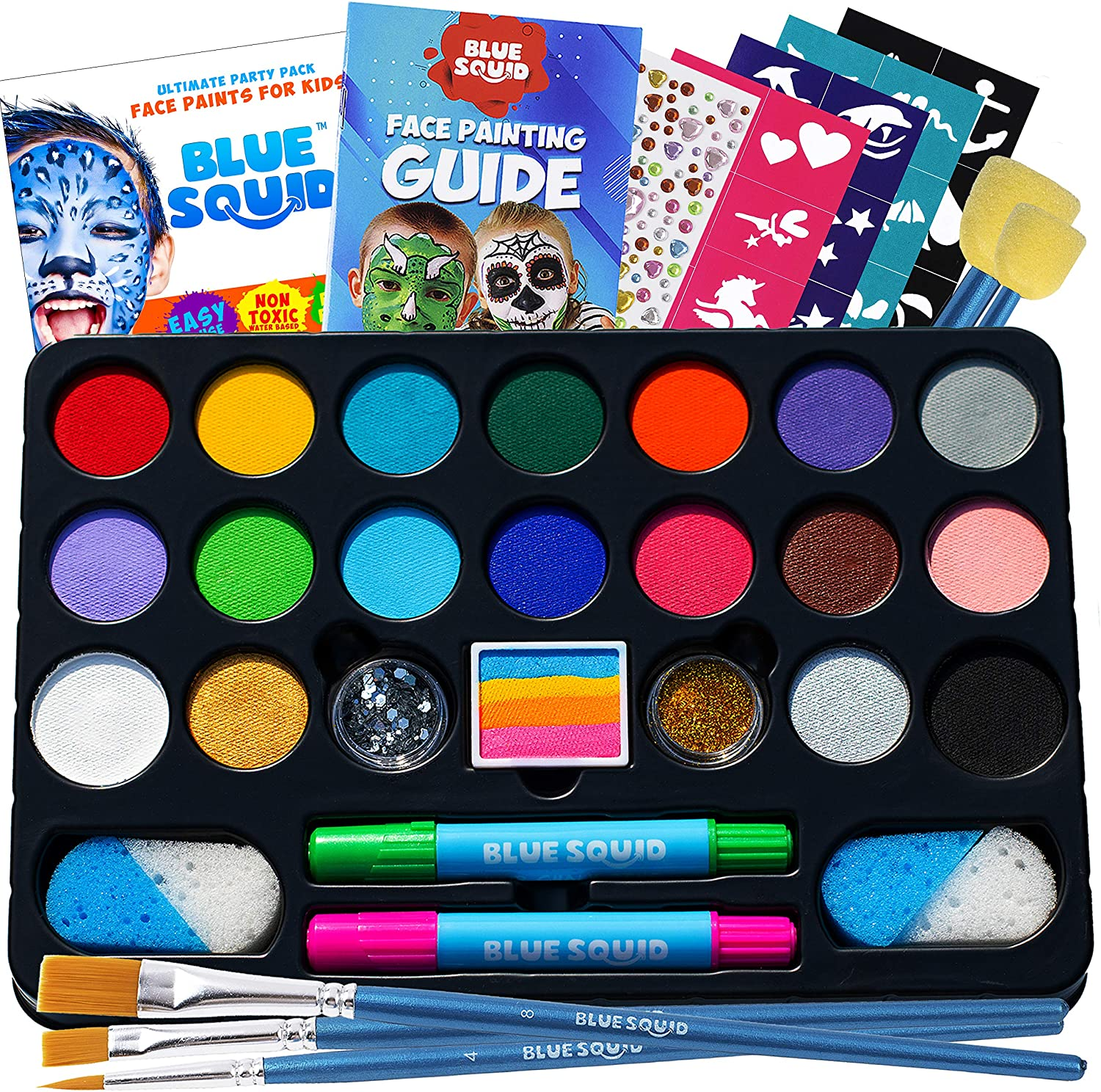 Ultimate Face Painting Kit