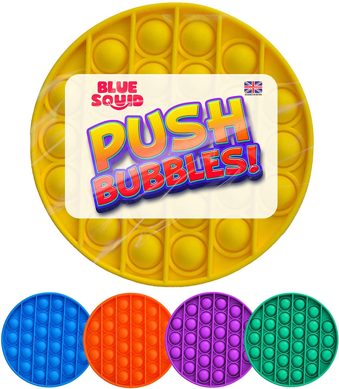 Push Pop Bubble – Yellow Circle