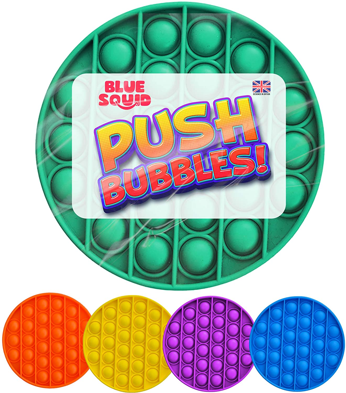 Push Pop Bubble – Green Circle