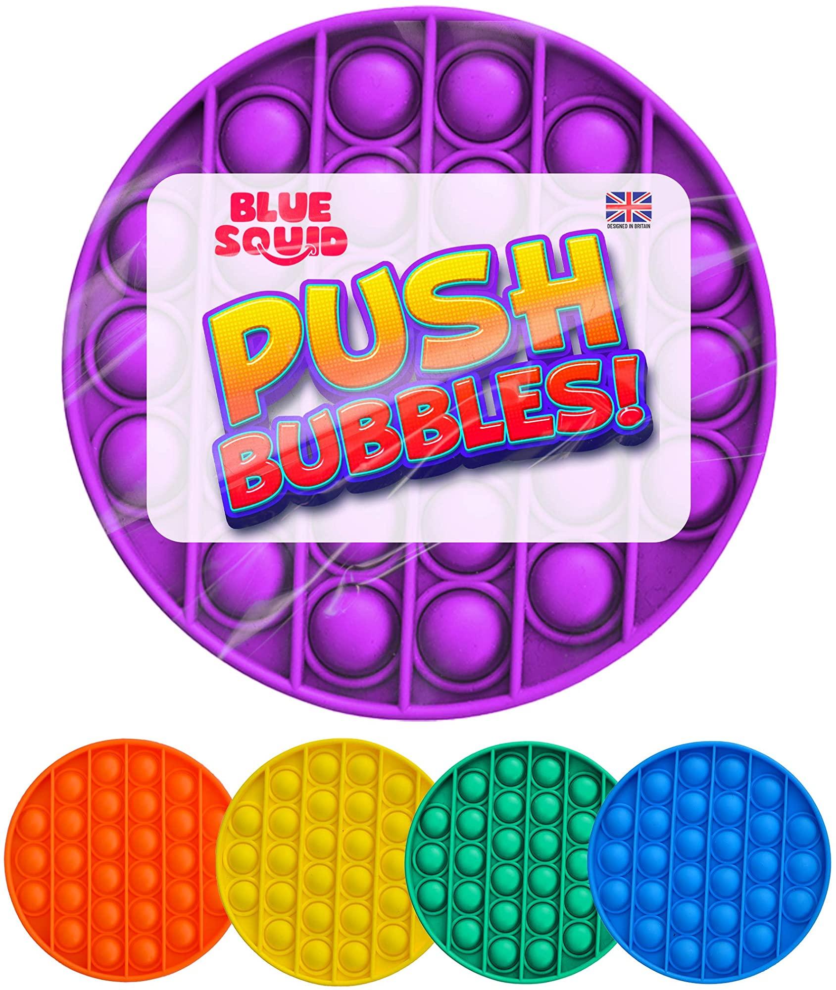 Push Pop Bubble – Purple Circle