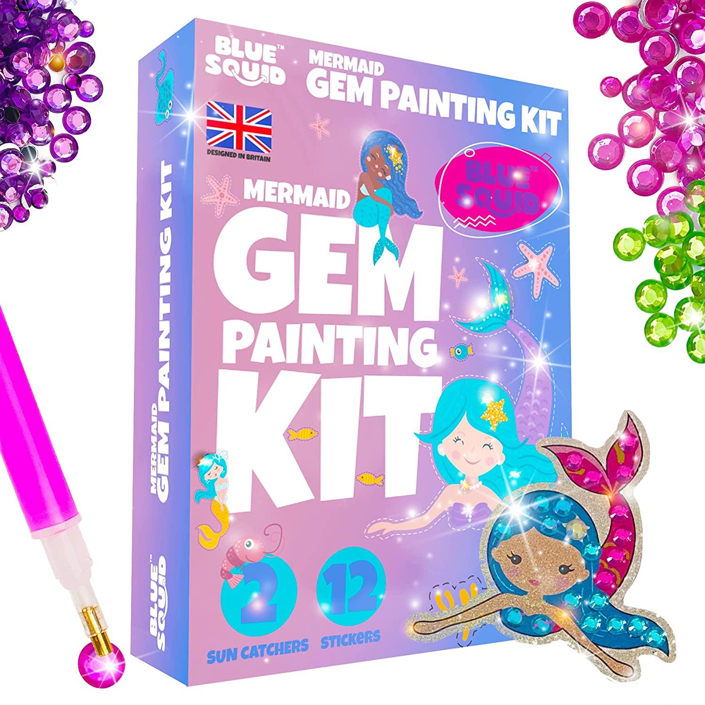 Diamond Painting Kit – mermaid edition